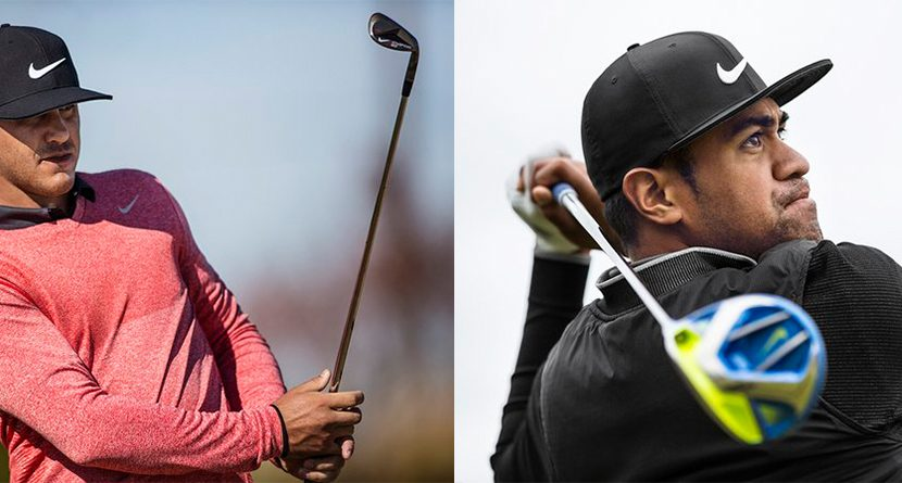 Nike Golf Adds Brooks Koepka And Tony Finau To Tour Staff