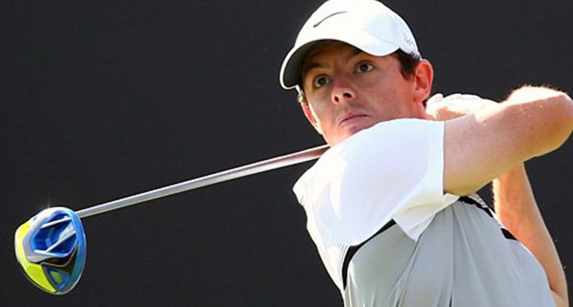 Rory McIlroy Puts Some New Equipment In His Bag For 2016
