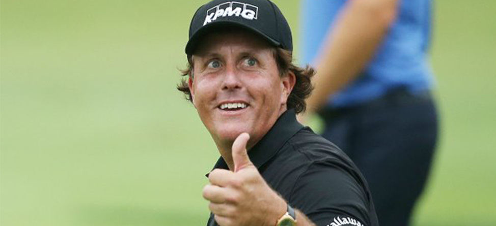 Phil Mickelson Taking Over As Ambassador For CareerBuilder Challenge