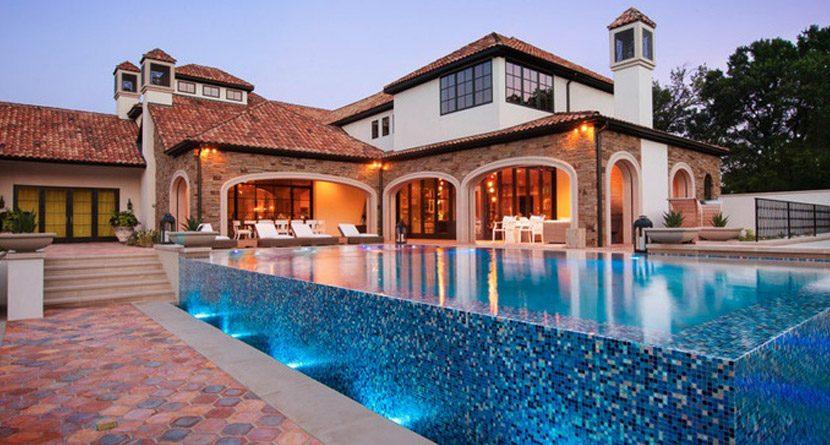 A Look Inside Jordan Spieth's New $7.1 Million Crib