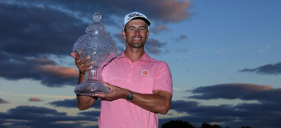Adam Scott Wins The Honda Classic
