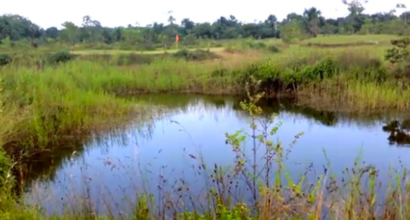 'Augusta Of The Amazon' A Different Kind Of Risk/Reward Golf Course