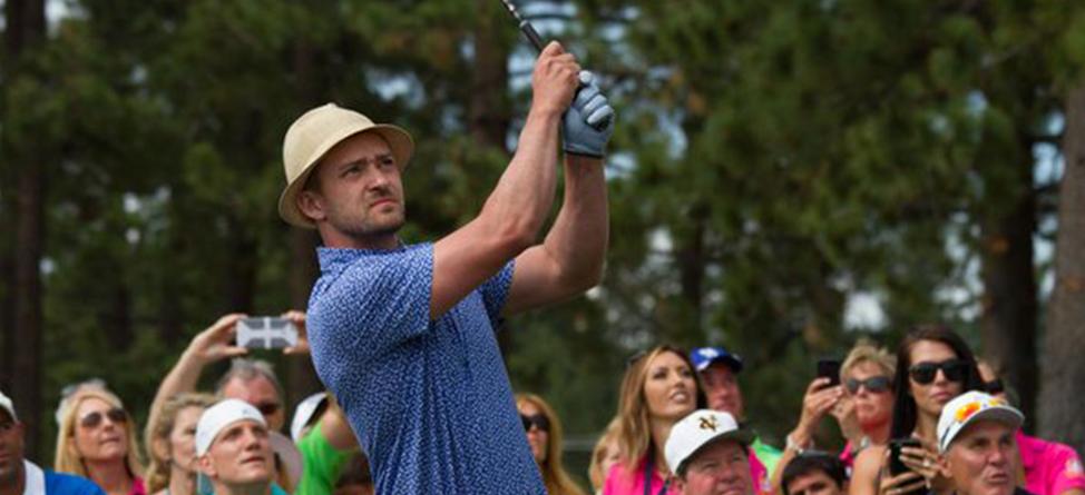 Celebrity Pro-Am Profile: Justin Timberlake