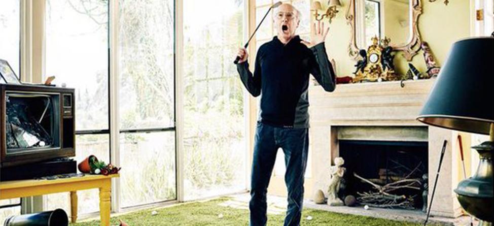 Celebrity Pro-Am Profile: Larry David