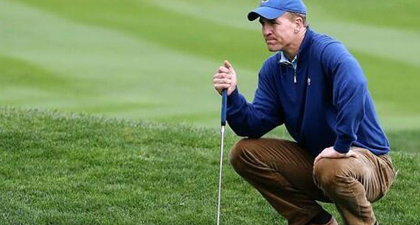 Celebrity Pro-Am Profile: Peyton Manning