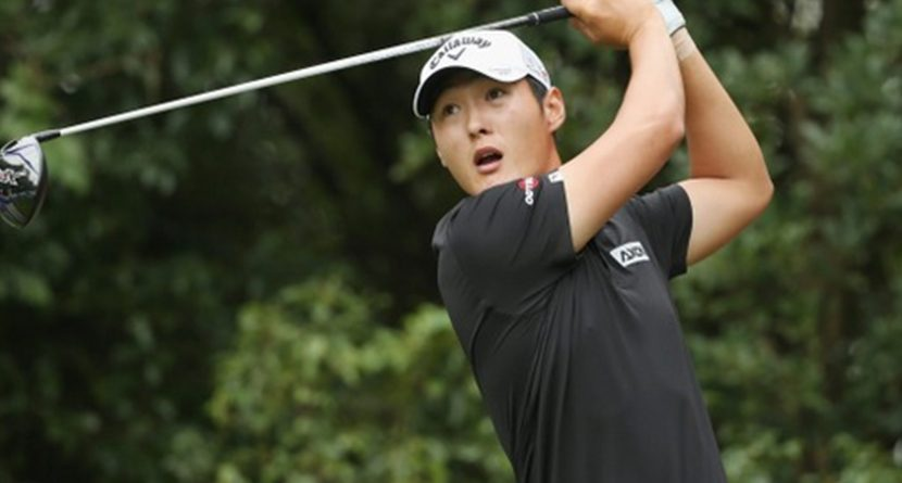 Danny Lee Holds The 54-Hole Lead At The Waste Management Phoenix Open
