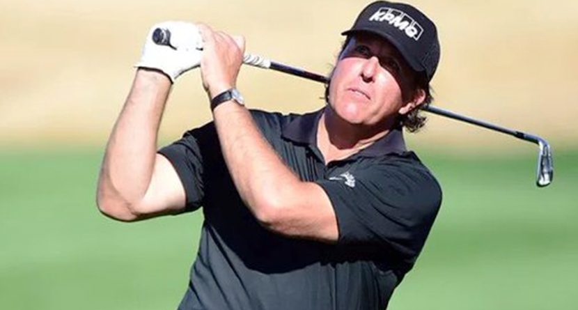 Plea Change Requested In Phil Mickelson-Related Money Laundering Case