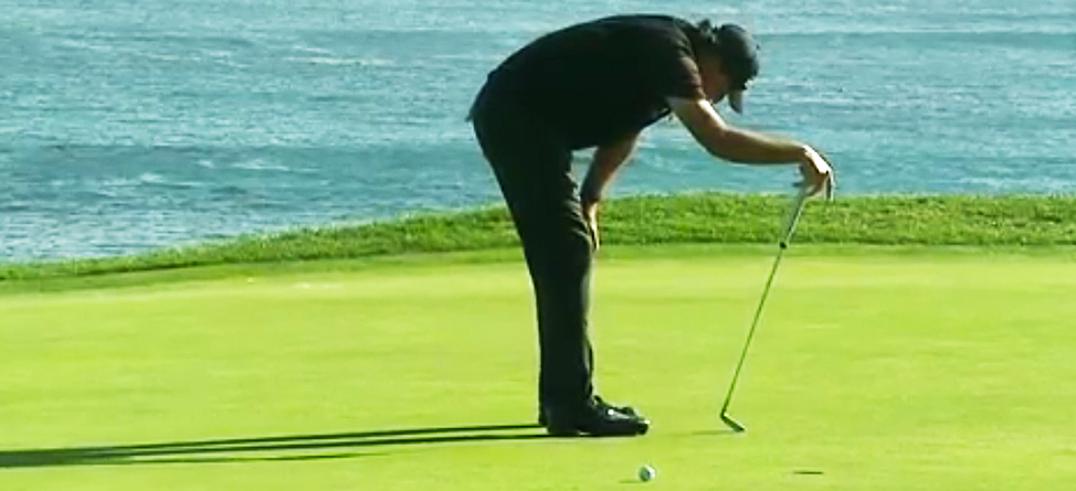 Phil Mickelson Fails To Close Out Pebble Beach Pro-Am Victory