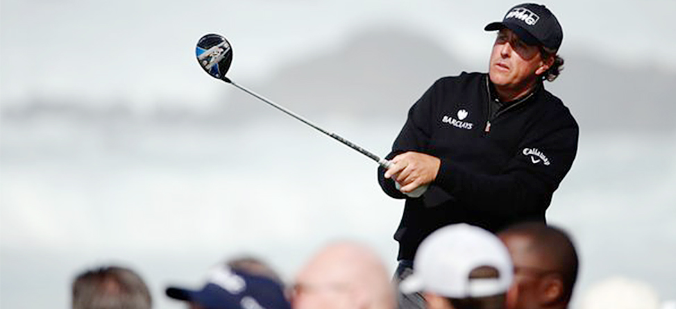 Phil Mickelson Searching For First Win Since 2013 At Pebble Beach