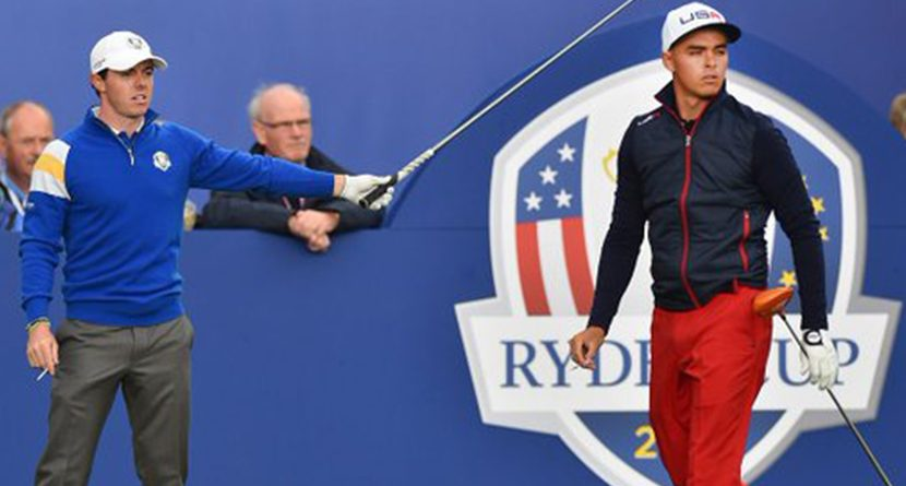 Rory McIlroy And Rickie Fowler To Play Primetime Exhibition Match