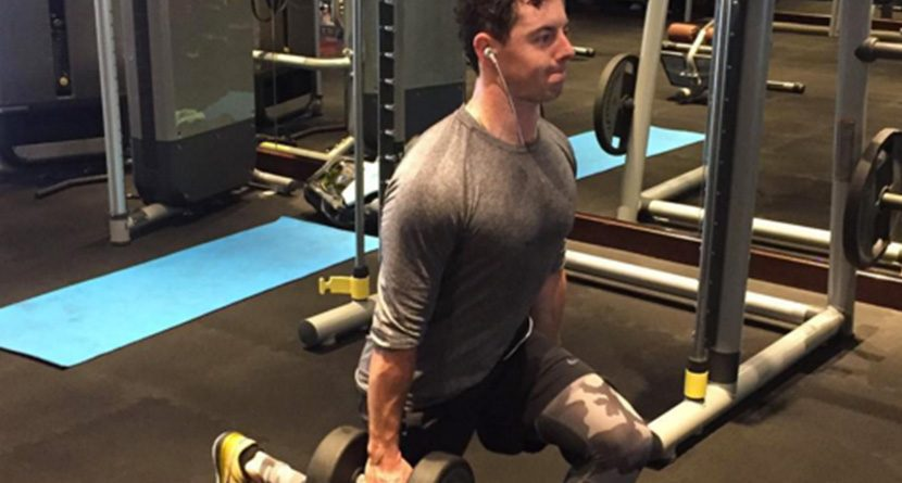 Rory McIlroy Crushes Brandel Chamblee Over Weightlifting Criticism