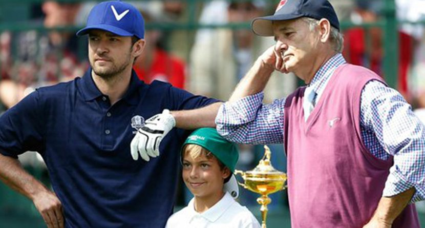 Top 5 Celebrities To Watch At The Pebble Beach Pro-Am