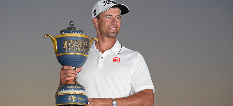 Adam Scott Sweeps The First Two Legs Of The Florida Swing