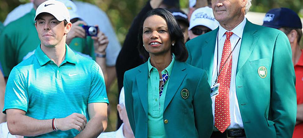 Celebrity Pro-Am Profile: Condoleezza Rice