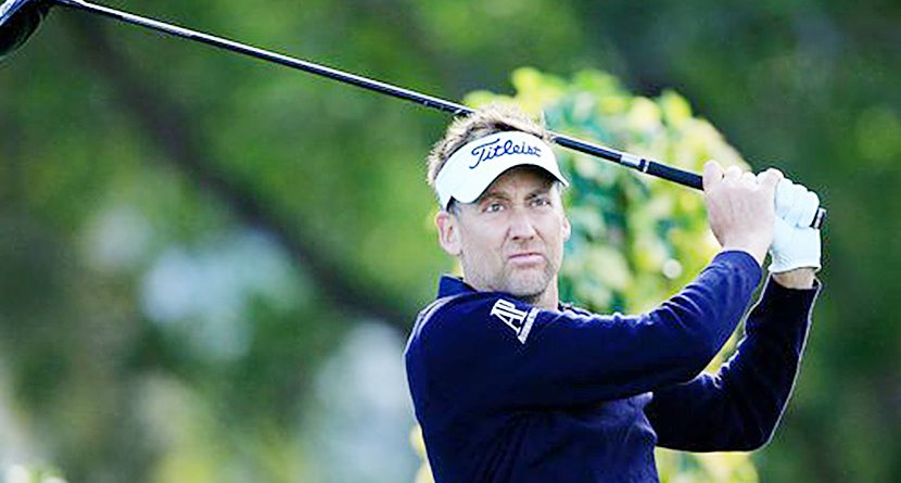 Ian Poulter Is Battling A Case Of The Shanks