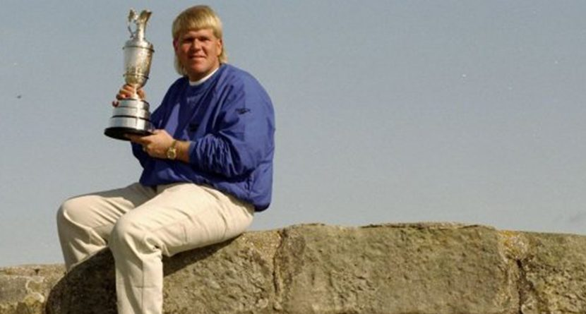 John Daly Is Auctioning One Of His Claret Jugs