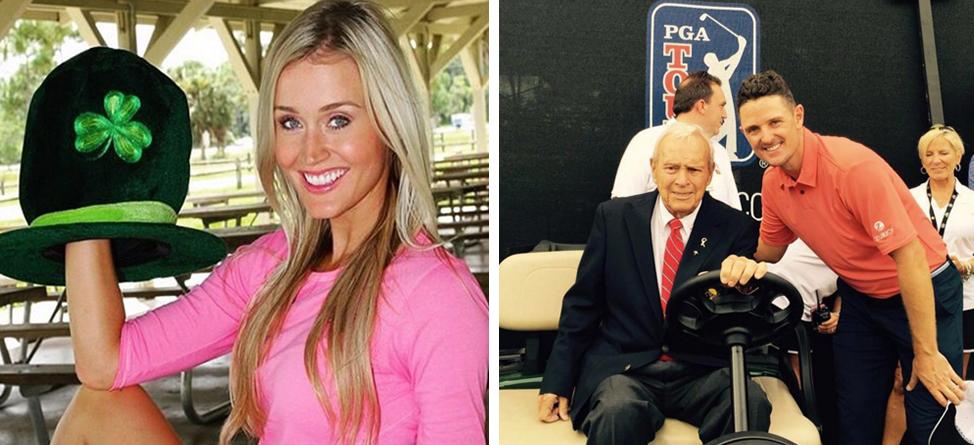 Golf Social: PGA Tour Honors Palmer, Pros Celebrate St. Patrick's Day – Page 2