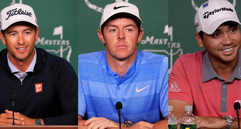 9 Guys Who Can Win The 2016 Masters