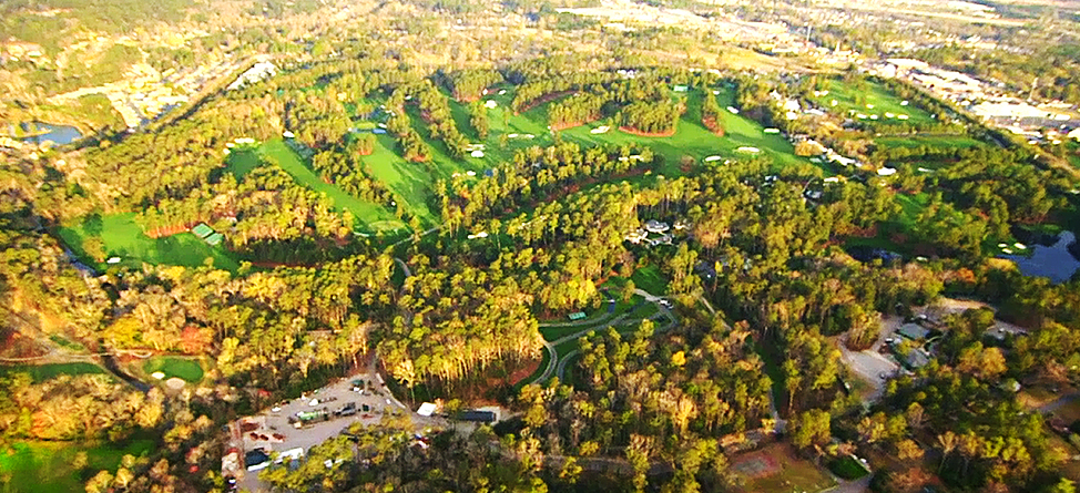 Augusta National Like You've Never Seen It Before
