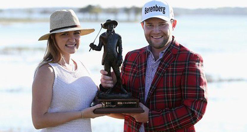 Branden Grace Wins At Harbour Town
