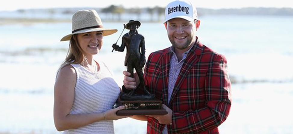 Branden Grace Wins At Harbour Town