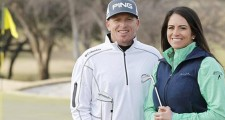 Husband And Wife Both In Contention To Win On Tour