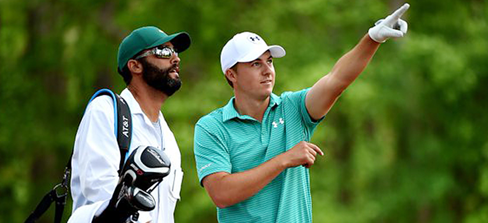 Jordan Spieth's Caddie Speaks Following Masters Meltdown