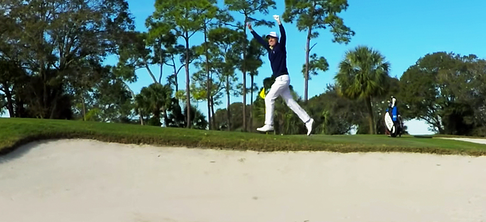 Justin Thomas Is Never Satisfied