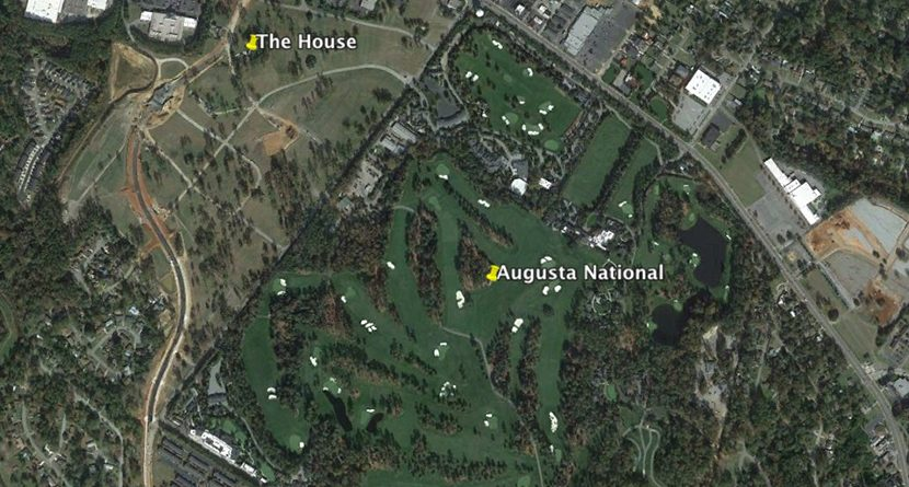The House Augusta National Can't Buy