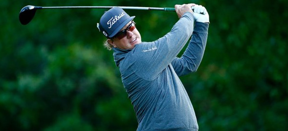 Tools Of The Trade: Charley Hoffman's Winning Clubs At The VTO