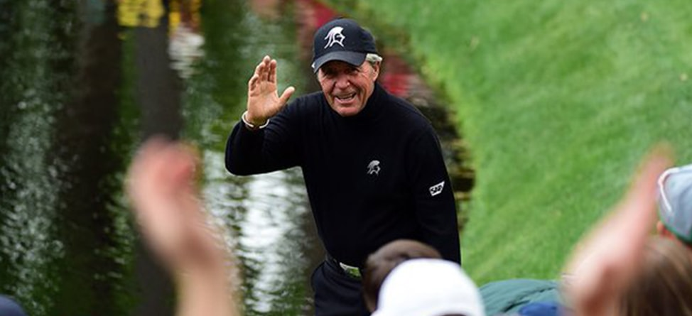 Gary Player Is Not Happy With Guys Skipping The Olympics