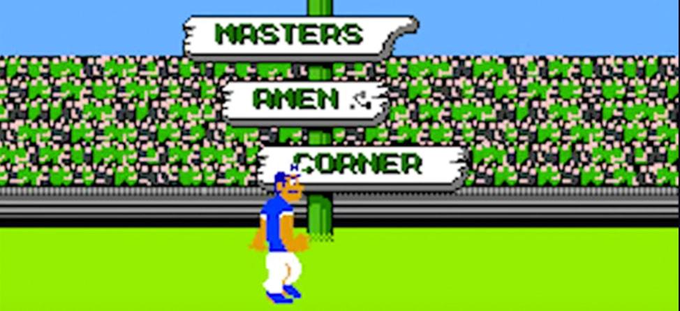 Jordan Spieth's Masters Meltdown Gets Nintendo Treatment