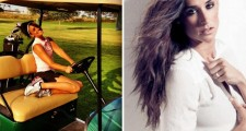 Photos: Golf Beauty Alyssa Benson