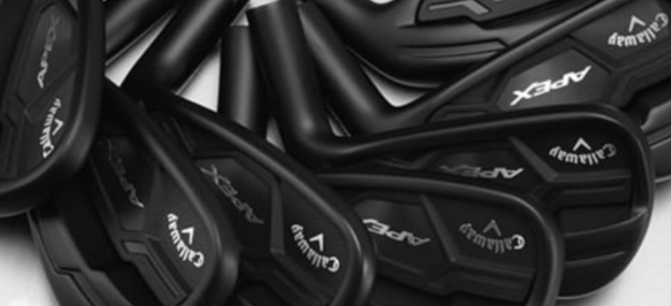 Callaway Set To Release Apex Black Irons