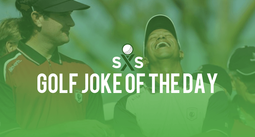Golf Joke Of The Day: Thursday, May 19th