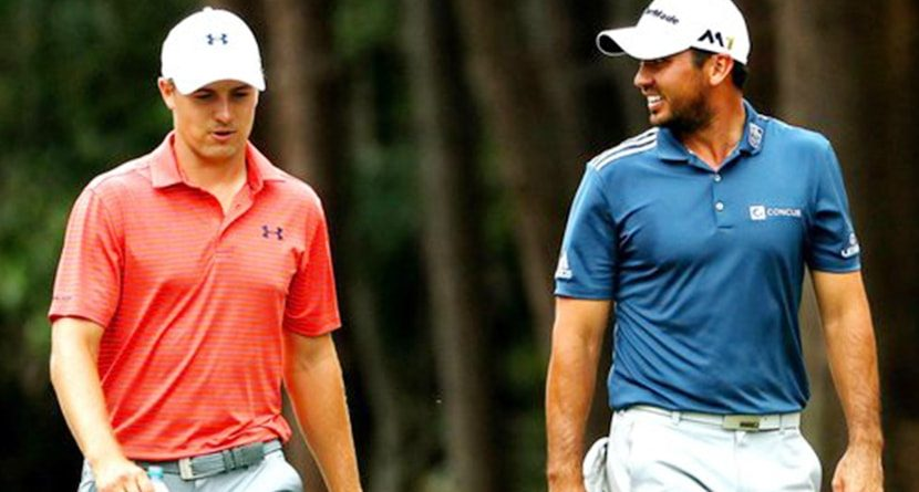 Jordan Spieth Is Bothered, Motivated By Jason Day's Success
