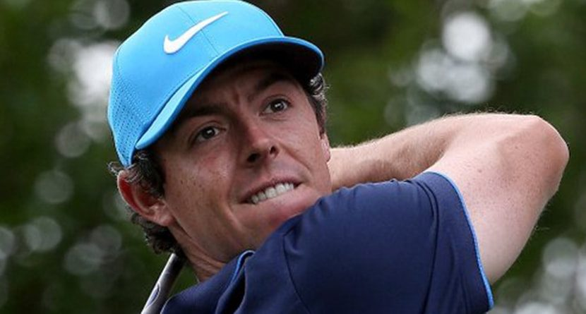 Rory McIlroy Worried About Golf's Future In The Olympics
