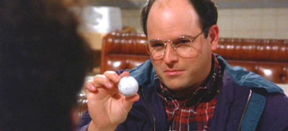 Tour Pro Uses Seinfeld-Inspired Players Preparation