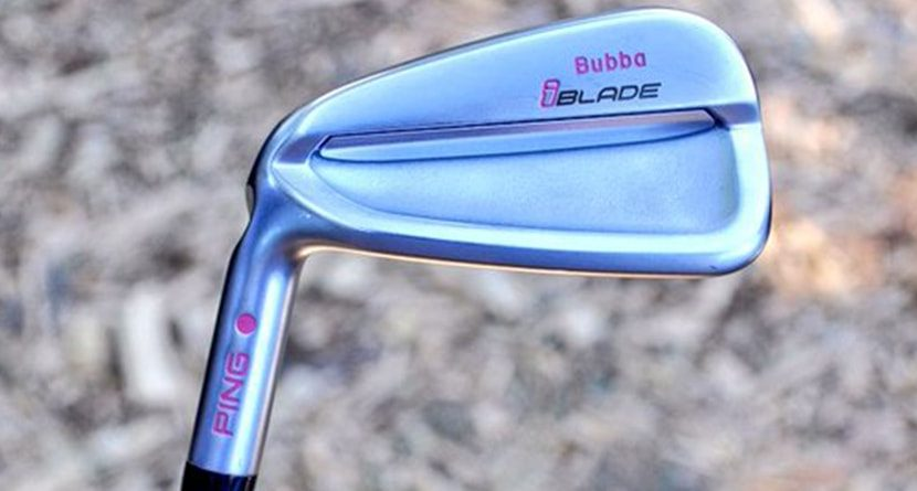 Watson, Oosthuizen Debut PING's New iBlade Irons At The Players