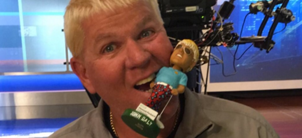 John Daly: I Wasted My Talent In The 1990s
