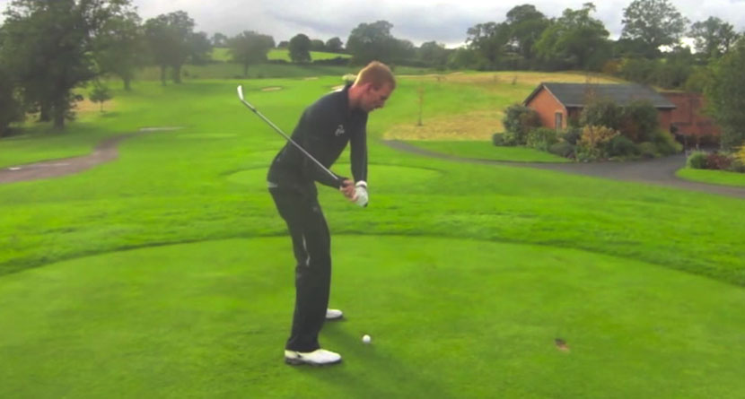 Eliminate Your Slice With This Downswing Drill