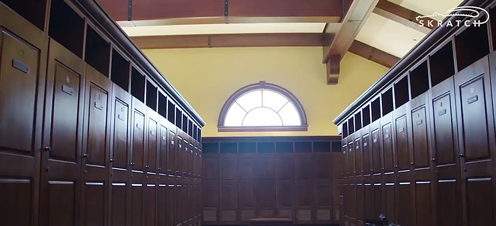 Take A Look Inside The Champions Locker Room At TPC Sawgrass