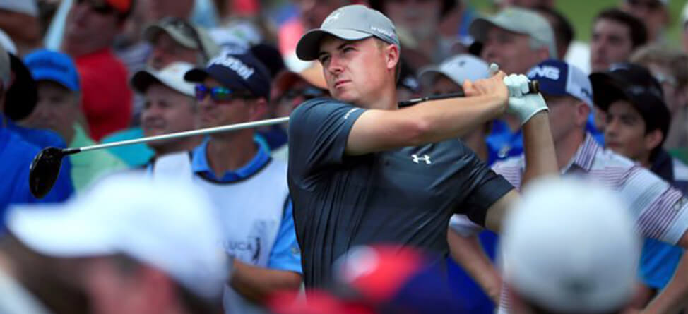 Jordan Spieth Gets His Groove Back At Colonial