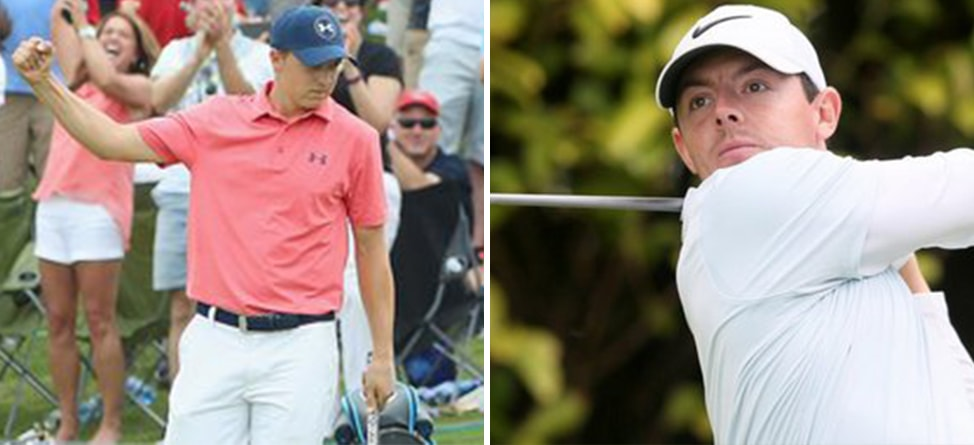 Jordan Spieth, Rory McIlroy Chasing Victories Around The World