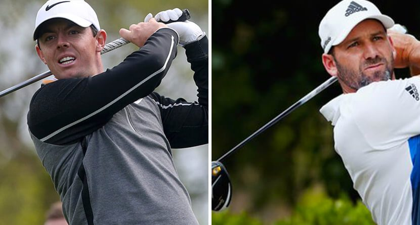 Tools Of The Trade: Rory And Sergio's Winning Clubs