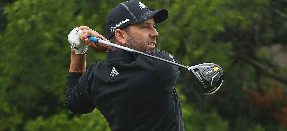 Sergio Leads, Spieth and DJ One Back At Byron Nelson