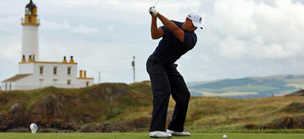 Tiger Woods Registers For The 2016 British Open