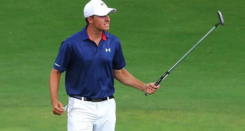 Tools Of The Trade: Jordan Spieth's Winning Clubs At Colonial
