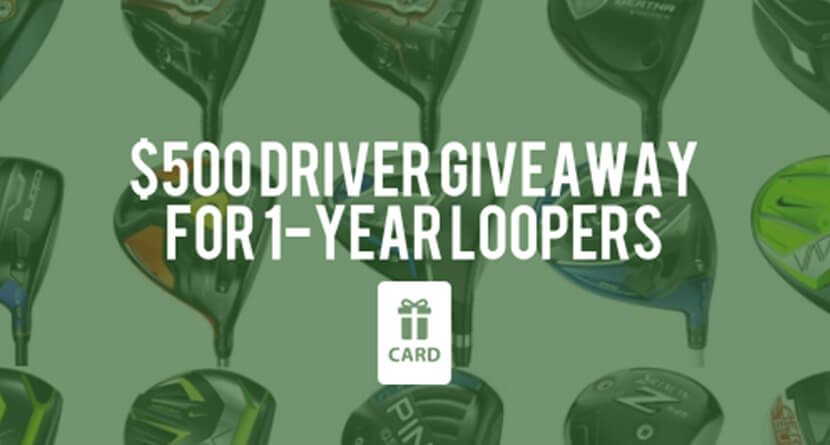 $500 Driver Giveaway For Loopers