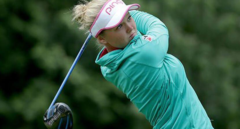 Brooke Henderson Breaks Through At Women's PGA Championship